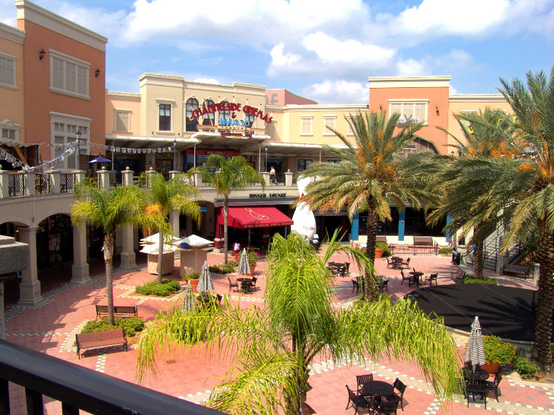 Guide to Tampa's Channelside District