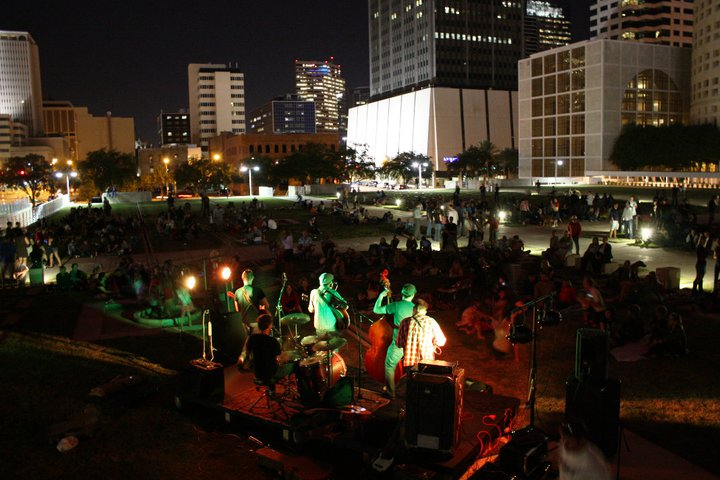 Rock The Park  Downtown Tampa