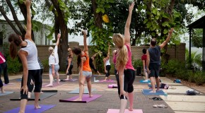 Saturday Yoga in Ybor